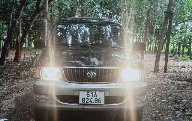 Cần bán gấp Toyota Zace năm sản xuất 20060
