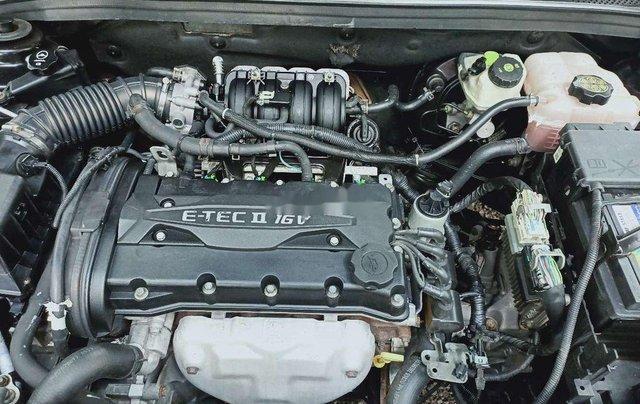 Cần bán gấp Chevrolet Cruze sản xuất 2012, màu đen chính chủ 7