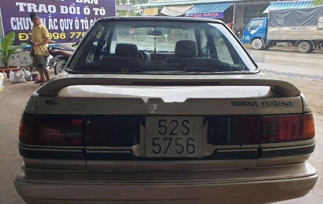 Bán xe Toyota Corona đời 1985, màu vàng2