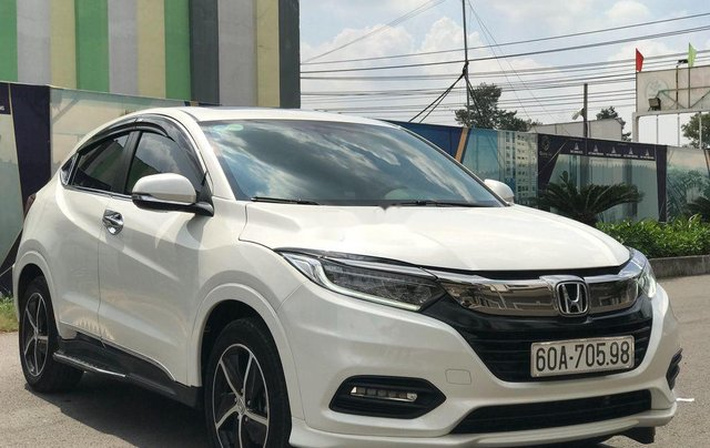 Cần bán xe Honda HR-V sản xuất 2019, màu trắng, xe nhập số tự động2