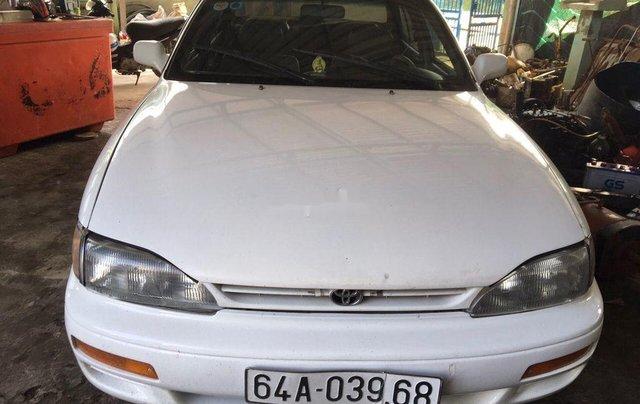Bán Toyota Camry đời 1995, màu trắng, nhập khẩu nguyên chiếc0