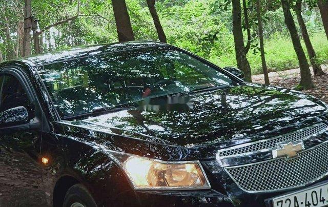 Cần bán gấp Chevrolet Cruze sản xuất 2012, màu đen chính chủ 1