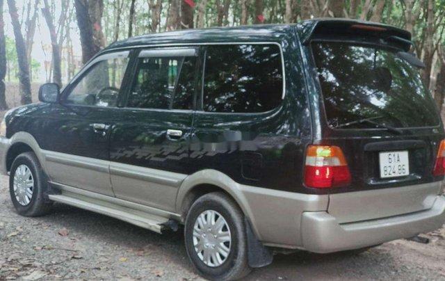 Cần bán gấp Toyota Zace năm sản xuất 20061