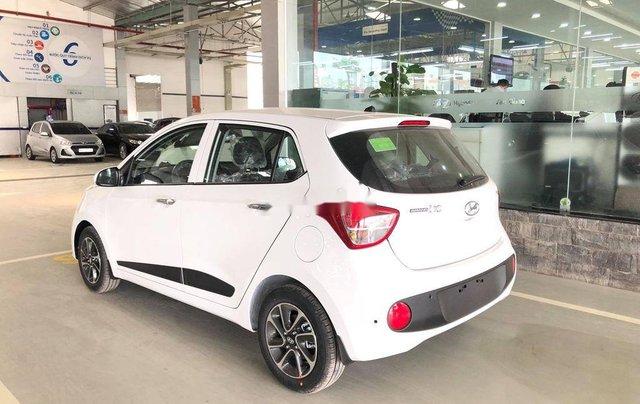 Bán xe Hyundai Grand i10 năm sản xuất 2020, màu trắng3