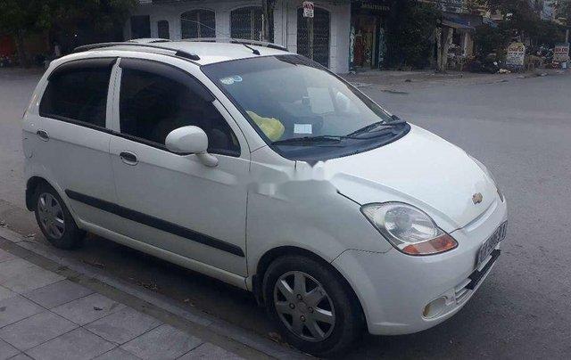 Cần bán lại xe Chevrolet Spark năm 2009, màu trắng3