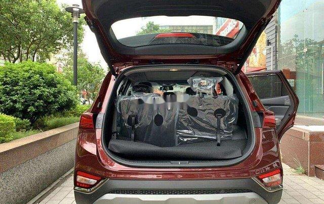 Hyundai Bình Dương cần bán Hyundai Santa Fe năm sản xuất 2020, màu đỏ2