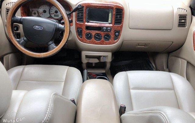 Bán Ford Escape 2004, nhập khẩu, xe chính chủ 4