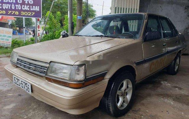 Bán xe Toyota Corona đời 1985, màu vàng5