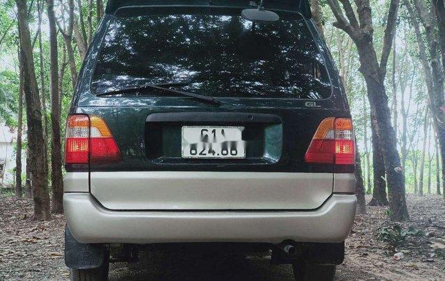 Cần bán gấp Toyota Zace năm sản xuất 20062