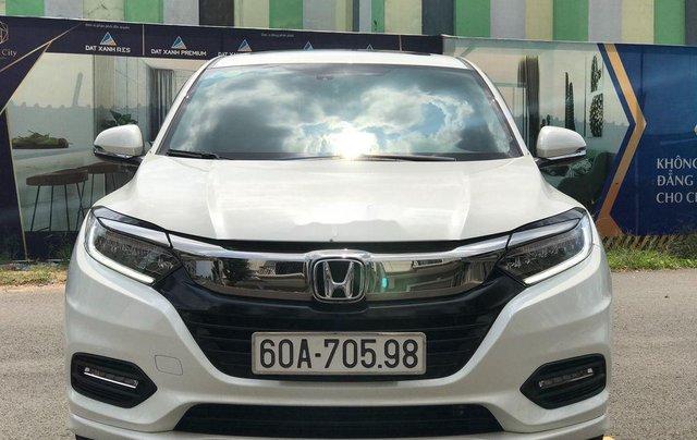 Cần bán xe Honda HR-V sản xuất 2019, màu trắng, xe nhập số tự động0