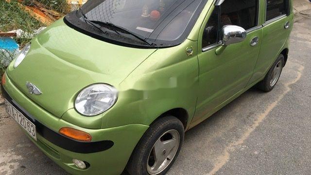 Bán Daewoo Matiz năm sản xuất 2001 xe gia đình2