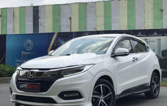 Cần bán xe Honda HR-V năm 2019, màu trắng, nhập khẩu, giá 790tr2