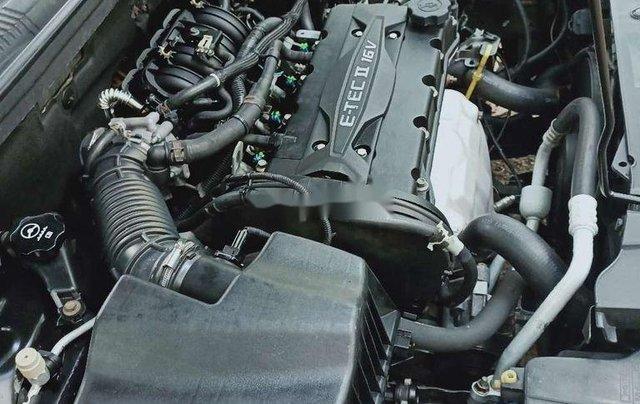 Cần bán gấp Chevrolet Cruze sản xuất 2012, màu đen chính chủ 8