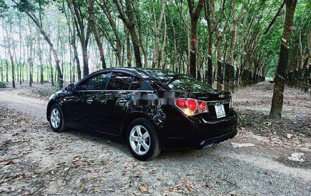 Cần bán gấp Chevrolet Cruze sản xuất 2012, màu đen chính chủ 2