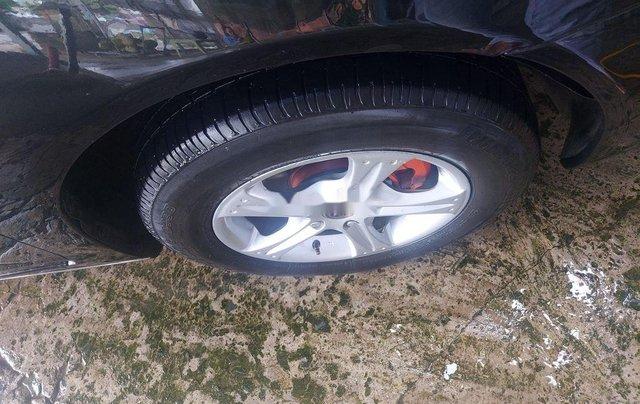 Bán xe Toyota Camry đời 2002, màu đen 2