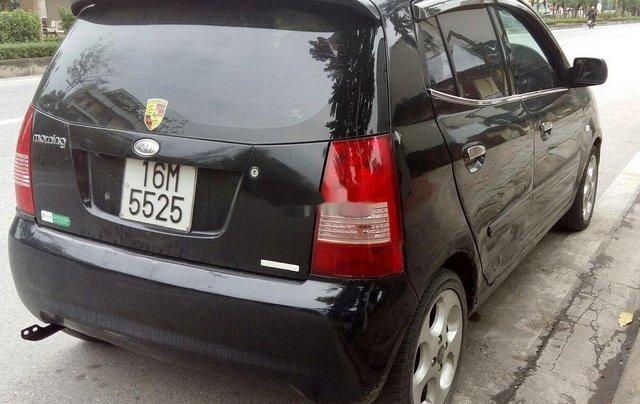 Cần bán lại xe Kia Morning sản xuất 2006, nhập khẩu nguyên chiếc còn mới, giá 99tr3