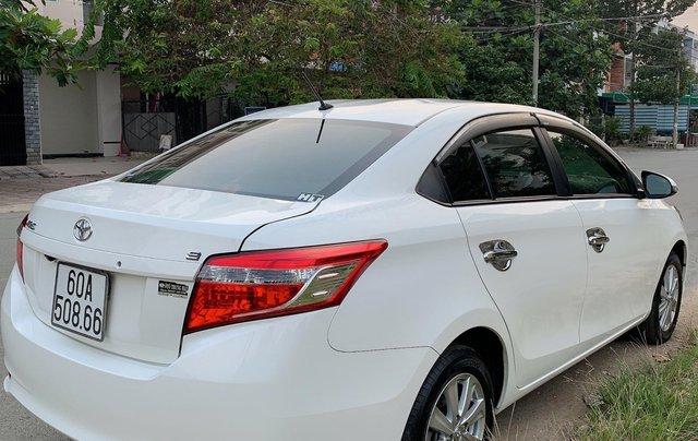 Bán xe Vios E CVT 2018 gia đình3