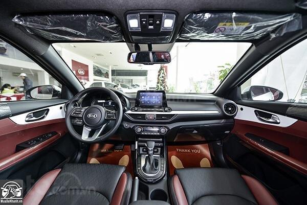 [Hot] Kia Cerato 2020 ưu đãi hơn 30tr - Đủ màu và phiên bản - Giảm thuế TB 50% - Giao xe ngay, hỗ trợ trả góp 80%4
