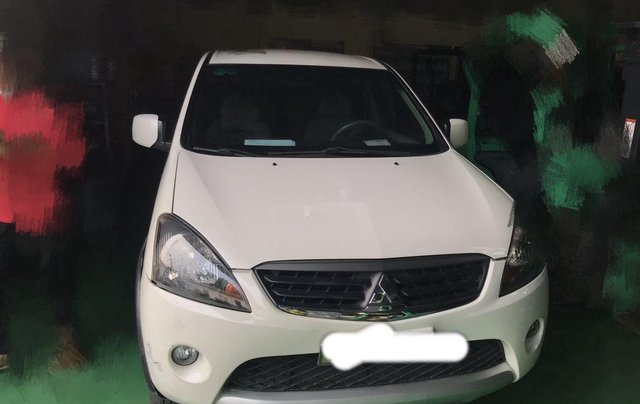 Bán Mitsubishi Zinger 2013, màu trắng, nhập khẩu  0