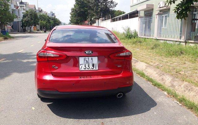Bán xe Kia K3 sản xuất năm 2014, màu đỏ như mới2