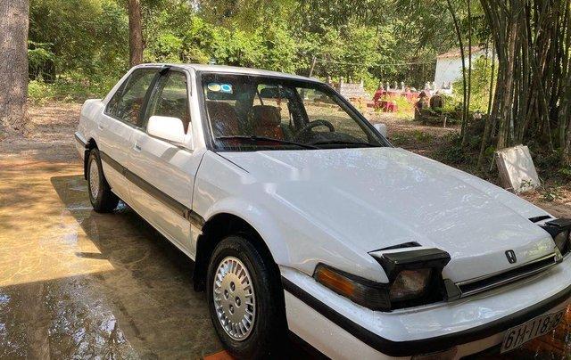 Bán ô tô Honda Accord sản xuất 1994, màu trắng, nhập khẩu3
