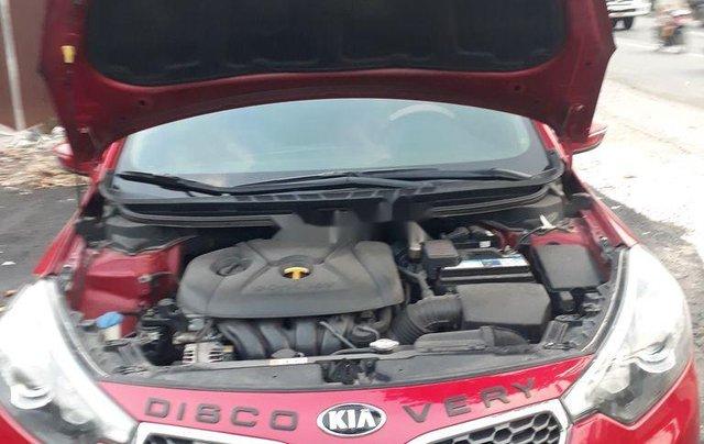 Bán xe Kia K3 sản xuất năm 2014, màu đỏ như mới10