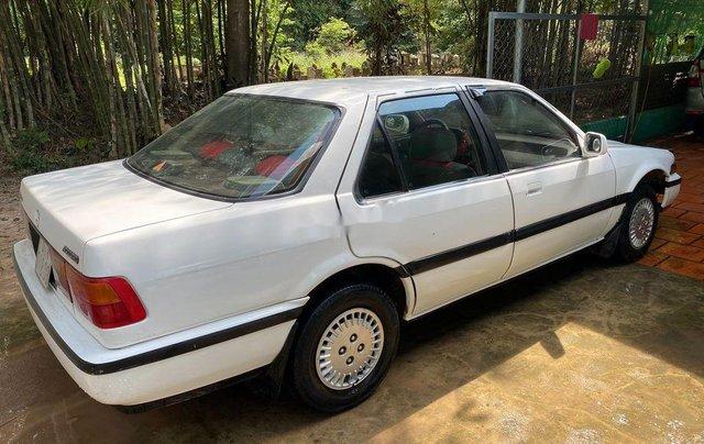 Bán ô tô Honda Accord sản xuất 1994, màu trắng, nhập khẩu1