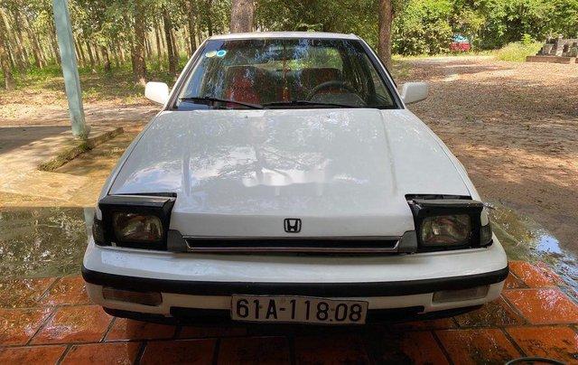 Bán ô tô Honda Accord sản xuất 1994, màu trắng, nhập khẩu2