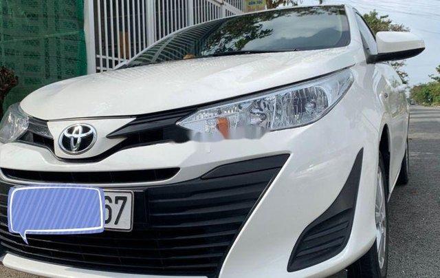 Bán gấp với giá ưu đãi nhất chiếc Toyota Vios năm 2019, xe còn mới2