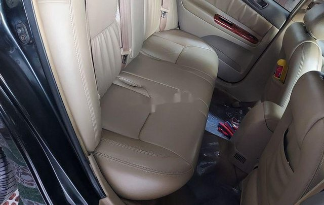 Bán xe Toyota Camry đời 2002, màu đen 4