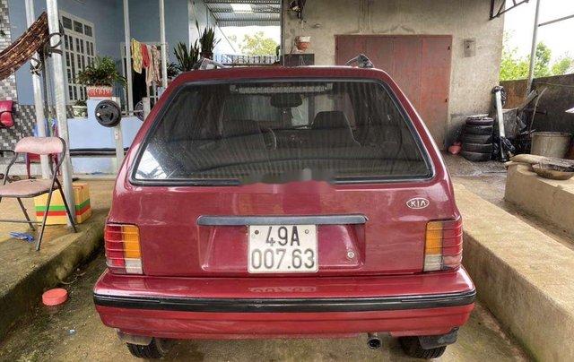Bán Kia CD5 2002, màu đỏ chính chủ5