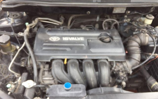 Cần bán xe Toyota Corolla Altis năm sản xuất 2003, màu đen, nhập khẩu nguyên chiếc, 168 triệu5