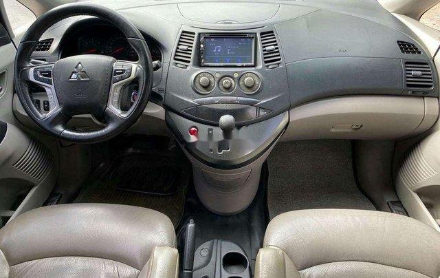 Bán xe Mitsubishi Grandis đời 2005, màu bạc còn mới6