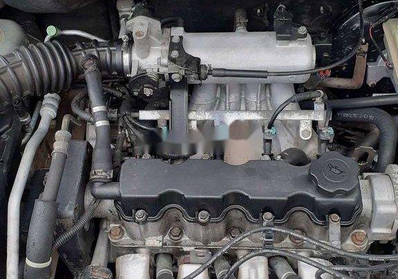 Chính chủ bán lại xe Daewoo Gentra năm 2010, màu bạc9