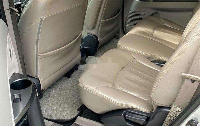 Bán xe Mitsubishi Grandis đời 2005, màu bạc còn mới4