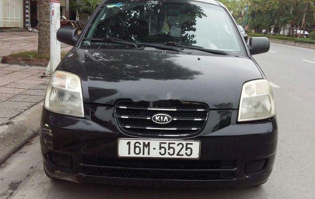 Cần bán lại xe Kia Morning sản xuất 2006, nhập khẩu nguyên chiếc còn mới, giá 99tr0