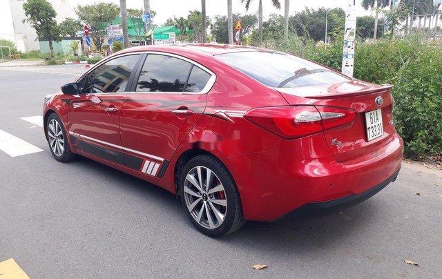 Bán xe Kia K3 sản xuất năm 2014, màu đỏ như mới4