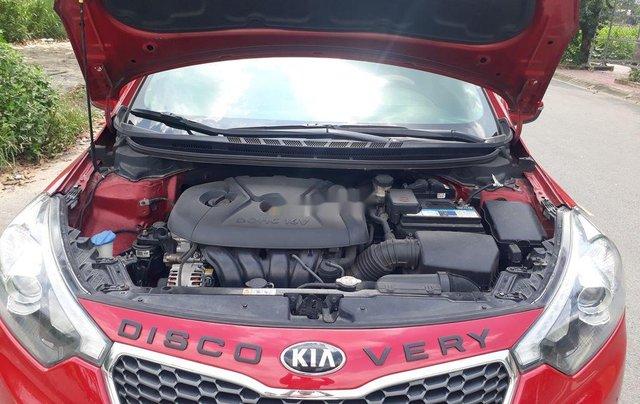Bán xe Kia K3 sản xuất năm 2014, màu đỏ như mới8