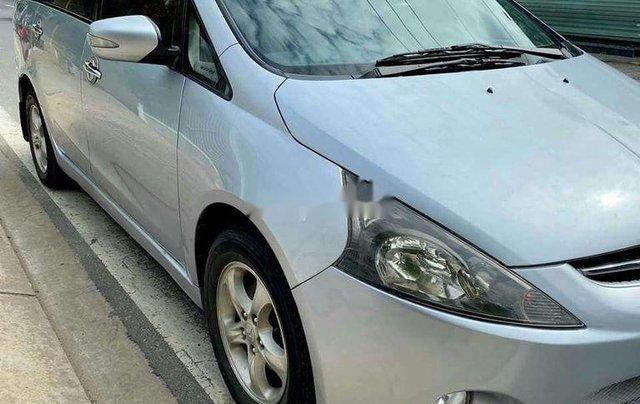Bán xe Mitsubishi Grandis đời 2005, màu bạc còn mới0