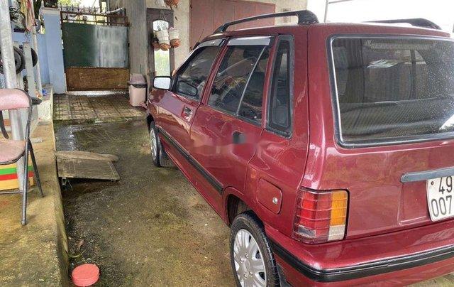 Bán Kia CD5 2002, màu đỏ chính chủ1