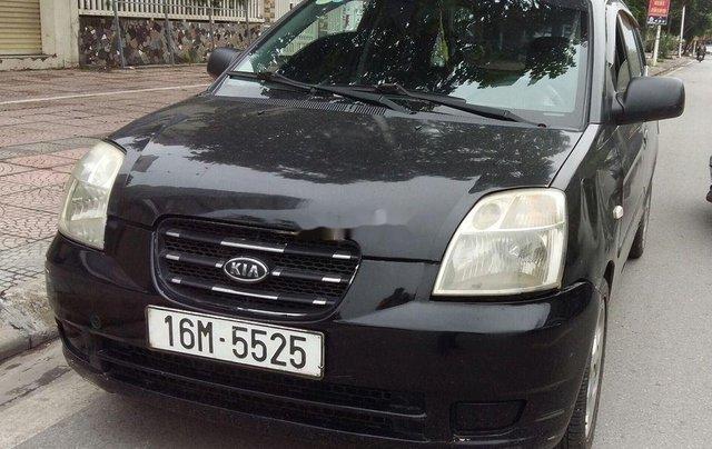Cần bán lại xe Kia Morning sản xuất 2006, nhập khẩu nguyên chiếc còn mới, giá 99tr1