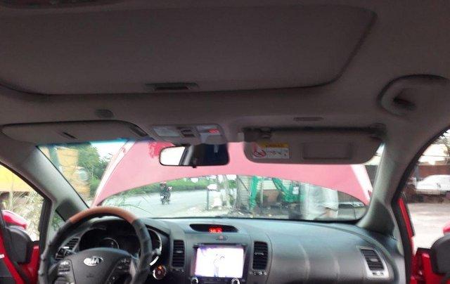 Bán xe Kia K3 sản xuất năm 2014, màu đỏ như mới5