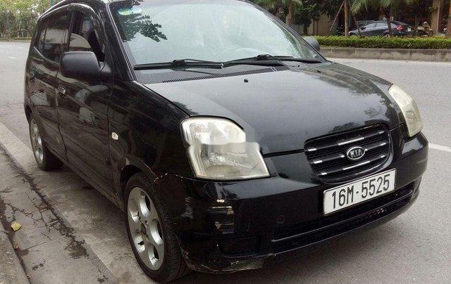 Cần bán lại xe Kia Morning sản xuất 2006, nhập khẩu nguyên chiếc còn mới, giá 99tr2
