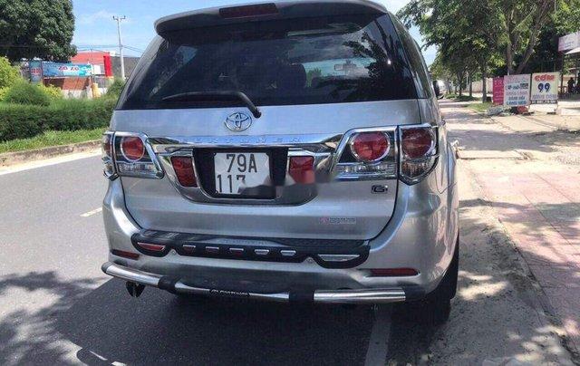 Bán ô tô Toyota Fortuner năm sản xuất 2016 còn mới, xe còn mới2
