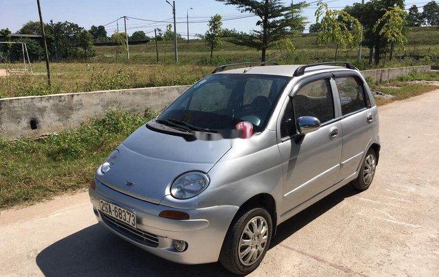 Bán Daewoo Matiz đời 1999, màu bạc, nhập khẩu  0