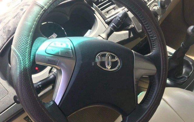 Bán ô tô Toyota Fortuner năm sản xuất 2016 còn mới, xe còn mới10