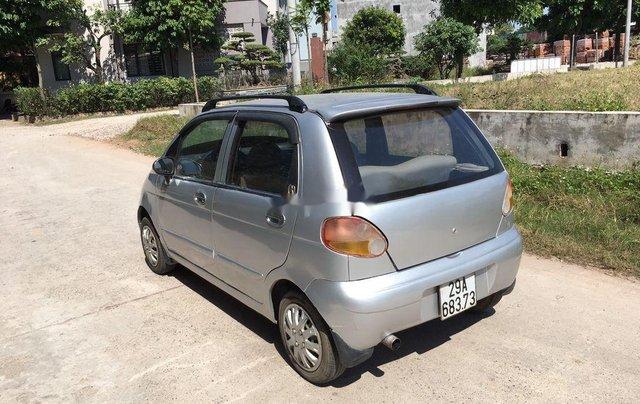 Bán Daewoo Matiz đời 1999, màu bạc, nhập khẩu  3