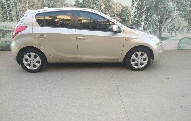 Hyundai i20 1.4AT SX 2011, nhập khẩu giá rẻ0