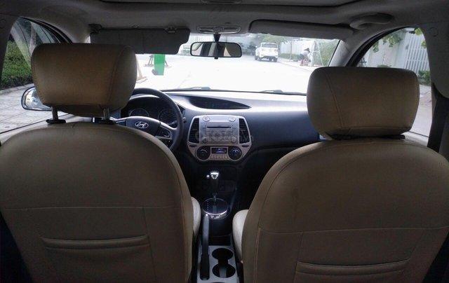 Hyundai i20 1.4AT SX 2011, nhập khẩu giá rẻ2