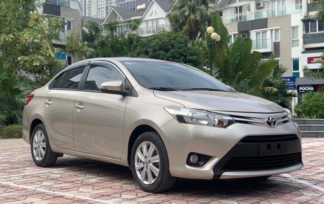 Bán nhanh Toyota Vios 1.5E CVT số tự động xe đẹp giữ gìn0